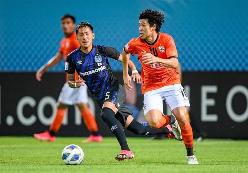 لیگ قهرمانان آسیا| تقابل نمایندگان ژاپن و تایلند برنده نداشت