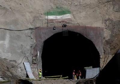 تونل البرز در آستانه افتتاح/ کاهش ۴۰ دقیقهای زمان سفر به شمال