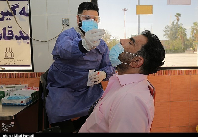 Over 14,000 New COVID Cases Detected in Iran