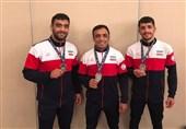 مسابقات کشتی ناشنوایان - ترکیه  3 مدال نقره برای کشتیگیران ایران