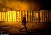 گذشت 10 روز از آتش سوزی در انبار سازمان اموال تملیکی/ میزان خسارت و علت حادثه اعلام نشد