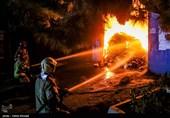 سوالات بی پاسخ یک نماینده مجلس درباره آتش سوزی کم سابقه در انبار سازمان اموال تملیکی
