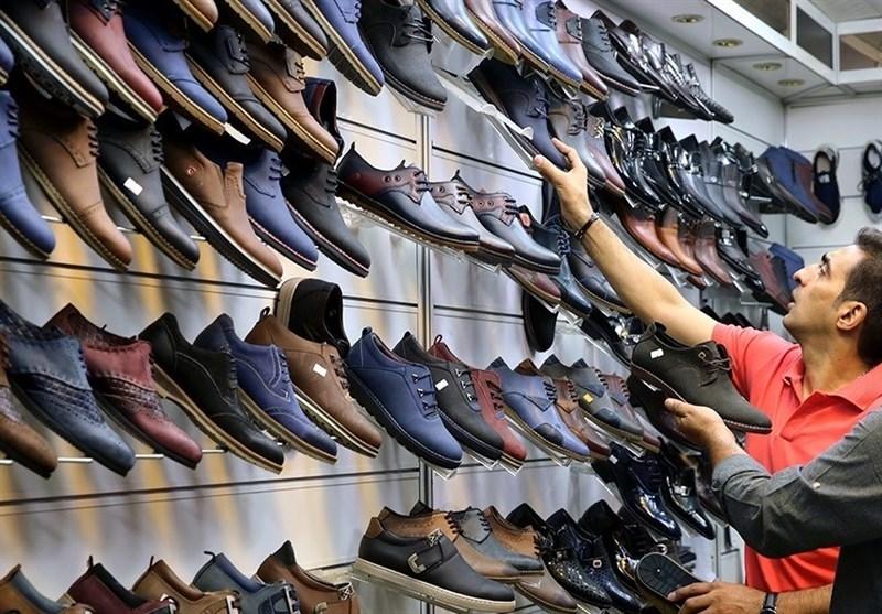 اینفوگرافیک |واردات سالانه 265 میلیون دلار کفش به کشور