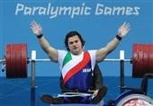 حراج طلای و نقره دومین قهرمان پارالمپیک برای کمک به مردم سیستان و بلوچستان