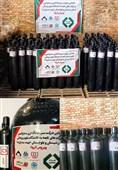 اهدای 100 دستگاه کپسول اکسیژن از سوی شرکت سرمایهگذاری صدرتامین به بیماران کوید 19 در سیستان و بلوچستان