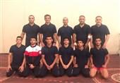 مسابقات کشتی ناشنوایان - ترکیه  جوانان ایران سوم شدند