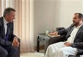 یمن|جزئیات دیدار سخنگوی انصارالله و رئیس کمیته صلیب سرخ