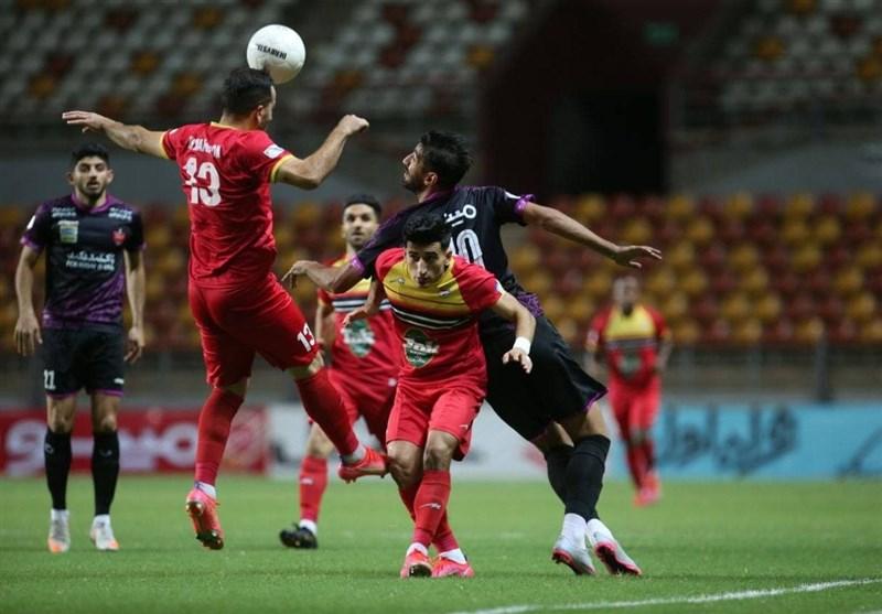 لیگ برتر فوتبال| دیدار فولاد و پرسپولیس در سوپرجامِ غیررسمی!