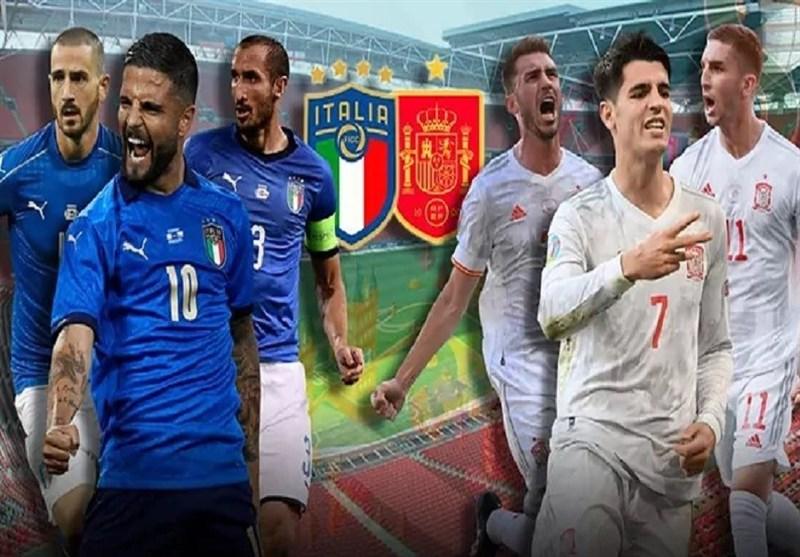 یورو ۲۰۲۰| اعلام ترکیب اصلی ایتالیا و اسپانیا / موراتا نیمکتنشین شد، امرسون جانشین اسپیناتزولا