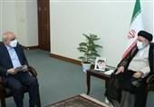 دیدار 4 عضو دولت با آیت الله رئیسی| دولت سیزدهم با تمام توان تحقق عدالت آموزشی را دنبال خواهد کرد
