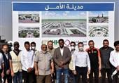 ساخت و ساز ترکیه و قطر در مناطق اشغالی شمال شرق سوریه