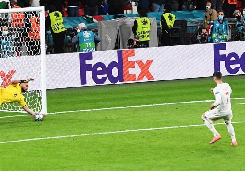 یورو ۲۰۲۰| موراتا سکوتش را شکست اما عذرخواهی نکرد