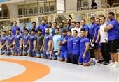 المپیک 2020 توکیو| برگزاری آخرین تمرین آزادکاران و انجام آخرین تست کرونا در تهران