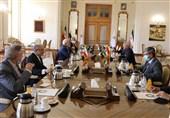 دیدار ظریف و همتای هندی در تهران
