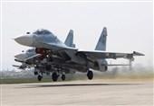 رهگیری هواپیمای فرانسوی توسط جنگنده روسیه بر فراز دریای بالتیک