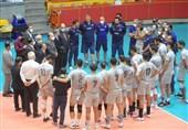 بازدید سلطانیفر و صالحی امیری از اردوی تیم ملی والیبال
