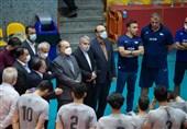 سلطانیفر: تیم ملی والیبال از نگاه ما قهرمان است