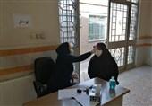 ارائه خدمات تخصصی توسط نیروهای جهادی بهزیستی در محله دولتخواه+ تصاویر