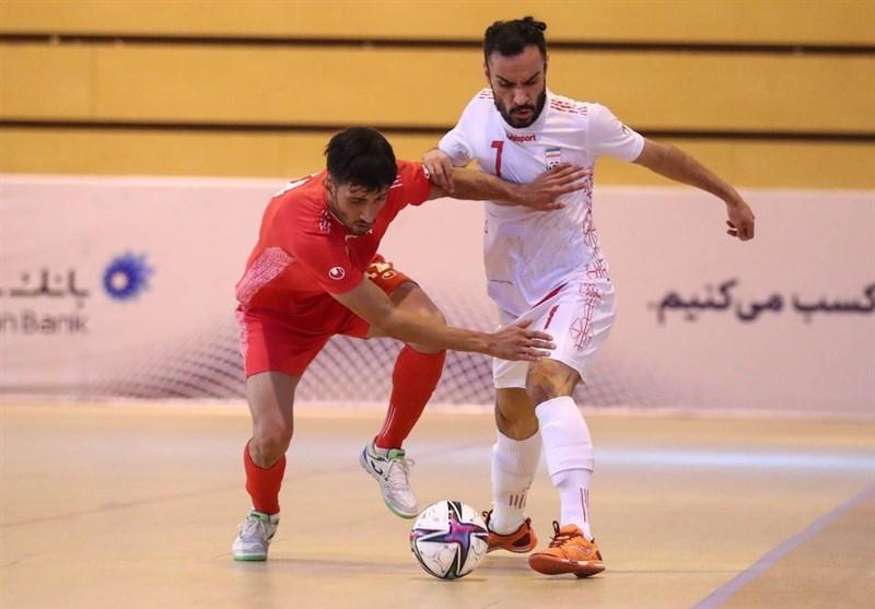 Iran Starts Thailand Futsal Tournament on High