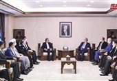 قدردانی وزیر خارجه سوریه از حمایتهای ایران/تمجید المقداد از توانایی رهبر انقلاب در دفاع از حقوق مردم