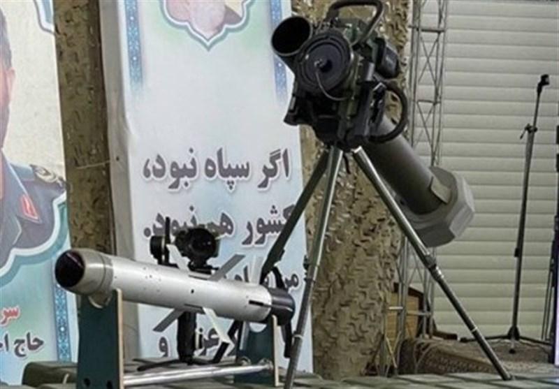شگفتی محافل نظامی اسرائیل از تجهیزات جدید نیروی زمینی سپاه
