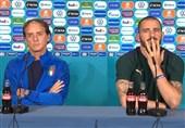 یورو 2020| کنفرانس خبری ایتالیا به دلیل کرونایی شدن روزنامهنگاران لغو شد