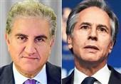 گفتگوی تلفنی وزرای خارجه پاکستان و آمریکا درباره مسائل دوجانبه و منطقهای