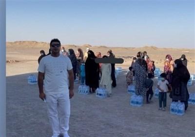 سوءاستفاده از مردم سیستان و بلوچستان با انتشار کلیپهای بیآبی/ آیا طرحهای نذر آب جواب میدهد؟