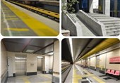 متروی تهران چه خدماتی برای معلولان و نابینایان ایجاد کرده است؟