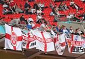 یورو 2020| یوفا، انگلیسیها را نقرهداغ کرد