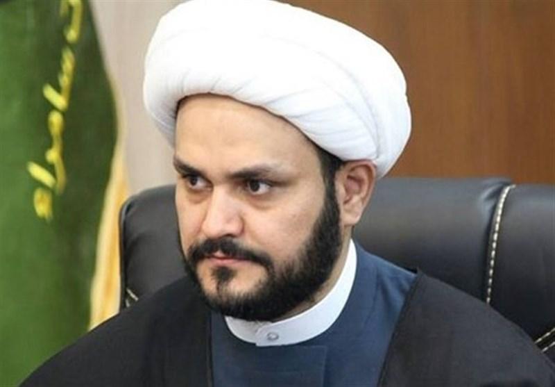 الشیخ الکعبی: لا مکان للمطبعین الخونة فی العراق