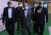 بازدید وزیر ورزش از اردوی تیم ملی تکواندو/ سلطانیفر: مطمئنم نتیجهای که میگیرید مدنظر مردم ایران است