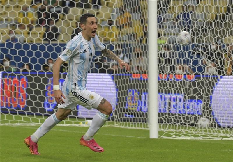 1400042009075970623176764 - کوپا آمهریکا 2021  آرژانتین، برزیل را برد و قهرمان شد/ طلسم مسی بالاخره شکست + عکس