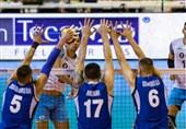 برنامه مرحله یک هشتم نهایی مسابقات والیبال قهرمانی اروپا