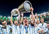 الأرجنتین تتوج بلقب کوبا أمریکا