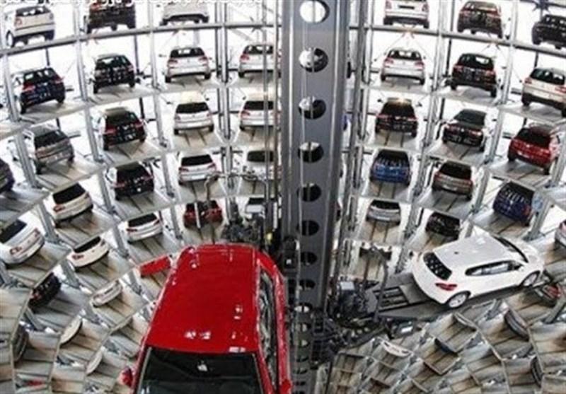 """موفقیت یک شرکت دانشبنیان در طراحی """"پارکینگ مکانیزه"""" با تکنیک """"پالتلس"""""""