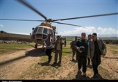 IRGC General: Common Border with Afghanistan Safe, Iranian Forces on Alert
