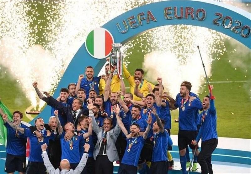 یورو 2020| اعلام تیم منتخب رقابتها با حضور رونالدو + عکس