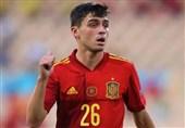 2 تغییر در تیم ملی اسپانیا برای مصاف با ایتالیا