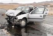 """تصادف مرگبار در """"جاده دندی"""" جانِ 4نفر را گرفت"""