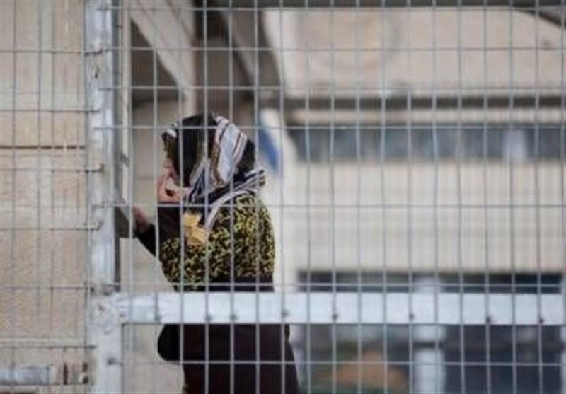اعتصاب غذای 3 اسیر زن فلسطینی در زندان رژیم صهیونیستی