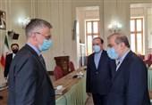 رایزنی نماینده ویژه سوئد در امور یمن با مشاور ارشد وزیر خارجه ایران