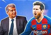 جدیدترین اظهارنظر لاپورتا درباره وضعیت تمدید قرارداد مسی