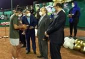 پایان جدال تنیسورها در حضور سلطانیفر/ بادی فاتح مسابقات هزار امتیازی شد