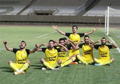 سلام دوباره فجر شهید سپاسی به لیگ برتر بعد از ۷ سال دوری