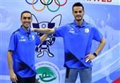 هادیپور: فکر نکنم کسی مثل من سختی کشیده باشد/ حسینی: شبها با فکر المپیک میخوابیدم
