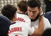 مصدومیت شدید پدر مگوایر در حمله هواداران آشوبگر انگلیس به ورزشگاه ومبلی