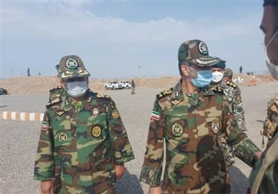 فرمانده کل ارتش: نیروهای مسلح برای مقابله با تهدیدهای بزرگ همیشه آمادهاند