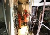 جزئیات انفجار شدید بامدادی در محله شهران + فیلم و تصاویر