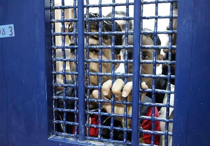 اعتصاب غذای 15 اسیر فلسطینی در زندانهای اسرائیل